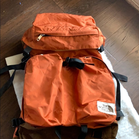 The North Face travel backpack unisex